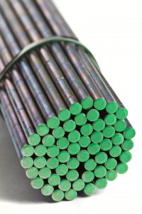 Our continuous-cast rods are available in a wide range of diameters and lengths for the oxyfuel and GTAW process. Both industry standard and customized compositions can be produced to meet your specific requirements. Solid wires for TIG welding are also available.